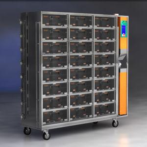 cage de recherche animale d'isolation / modulaire