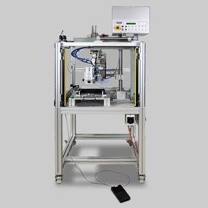 machine d'étiquetage de cartons