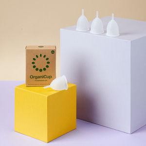 coupe menstruelle silicone