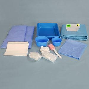 champ opératoire pour angiographie
