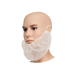 couvre-barbe d'hôpital