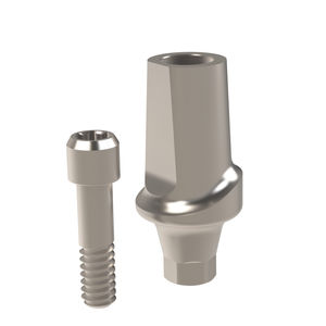 pilier implantaire en titane