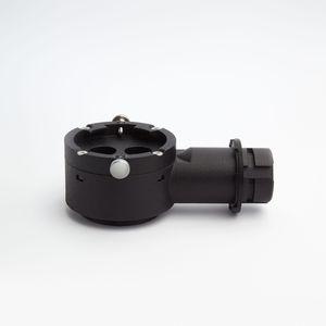 dédoubleur de faisceau pour microscopes opératoires