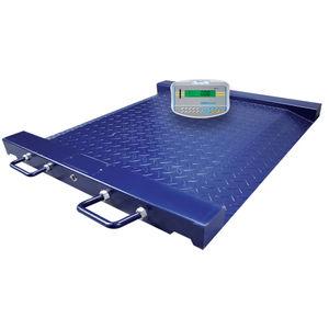 plateforme de pesée électronique