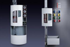 système de tubes pneumatiques hospitalier / automatique