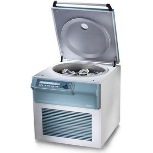 centrifugeuse de laboratoire / sur pied / à grande capacité / haute performance