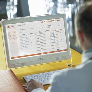 application web médicale