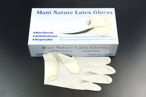 gants en latex