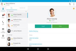 application android de partage