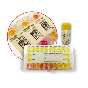 kit de test pour analyse d'identification