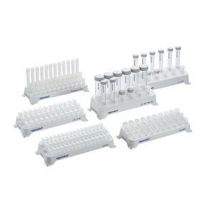 portoir de laboratoire pour tubes