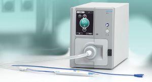 système d'évacuation des fumées pour chirurgie laparoscopique