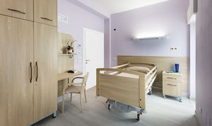 mobilier de chambre médicalisée
