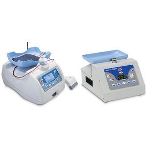 moniteur de collecte de sang avec lecteur de code-barres