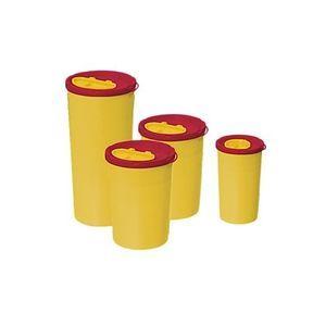 conteneur de déchets / en polypropylène