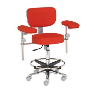 fauteuil de chirurgien mobile / à hauteur variable
