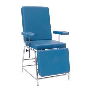 fauteuil de prélèvement sanguin manuel