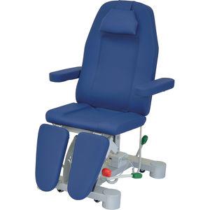 fauteuil d'examen podologique