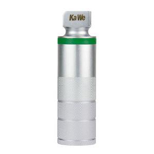 poignée de laryngoscope à fibre optique
