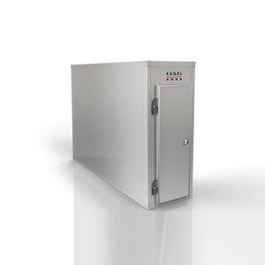 cellule réfrigérante mortuaire pour brancards mortuaires / 2 corps / corps multiples / 6 corps