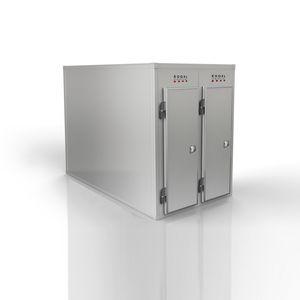 cellule réfrigérante mortuaire pour brancards mortuaires / corps multiples / 3 corps / 6 corps
