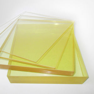 verre de radioprotection 0,50 mm