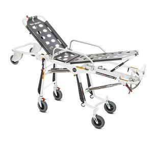 chariot brancard pour ambulances / manuel / à hauteur variable / autochargeant