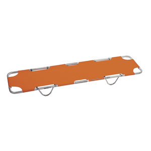brancards de sauvetage / empilables / en aluminium