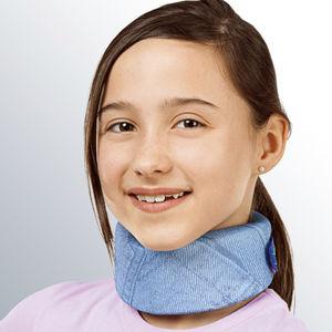 collier cervical en mousse