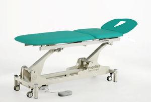 divan d'examen électrohydraulique