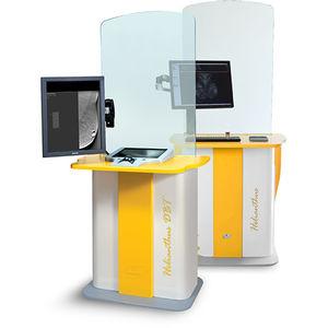 station de travail informatique pour mammographie