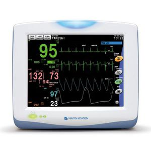 moniteur multi-paramétrique ECG / TEMP / RESP / CO2
