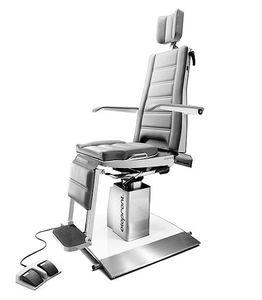 fauteuil d'examen ORL / électrique / à hauteur variable / inclinable