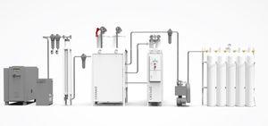 générateur d'oxygène modulable / PSA