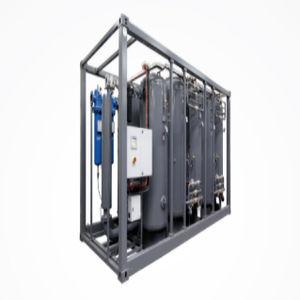 générateur d'oxygène modulable / pour humains / PSA / VPSA
