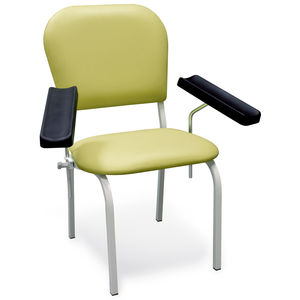 fauteuil de prélèvement sanguin non réglable