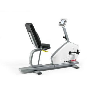 vélo d'exercice semi-allongé