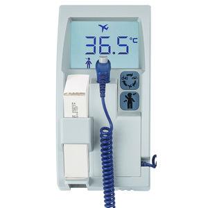 thermomètre clinique
