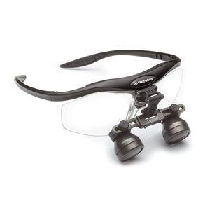 loupe binoculaire avec monture
