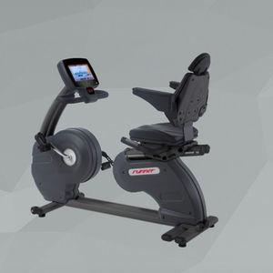 vélo d'exercice ergomètre semi-allongé