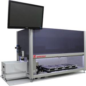 système d'automatisation de laboratoire pour la manipulation de tubes