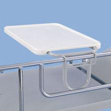 plateau de lit sur barrières de lit