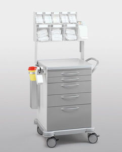 chariot d'anesthésie