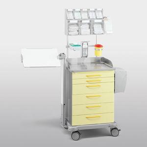 chariot de soins intensifs
