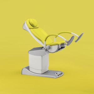 fauteuil d'examen gynécologique
