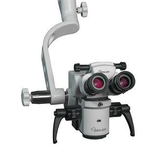microscope de consultation ophtalmique