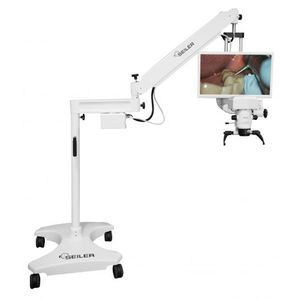 microscope de consultation dentaire