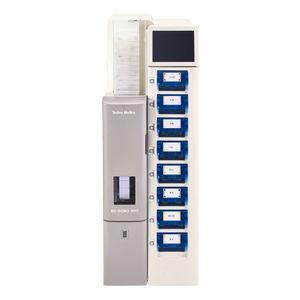système d'étiquetage pour tubes de laboratoire
