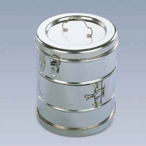 tambour de stérilisation pour instruments