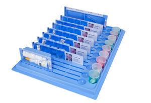 plateau de distribution de médicaments
